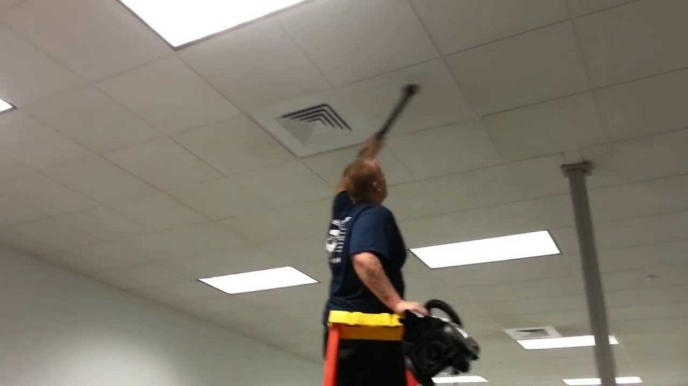 5 Helpful Tips To Clean Your Suspended Ceiling Tiles