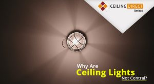 Ceiling Lights Not Central