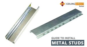 Guide to Install Metal Studs