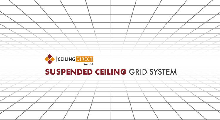 install suspended ceiling grid